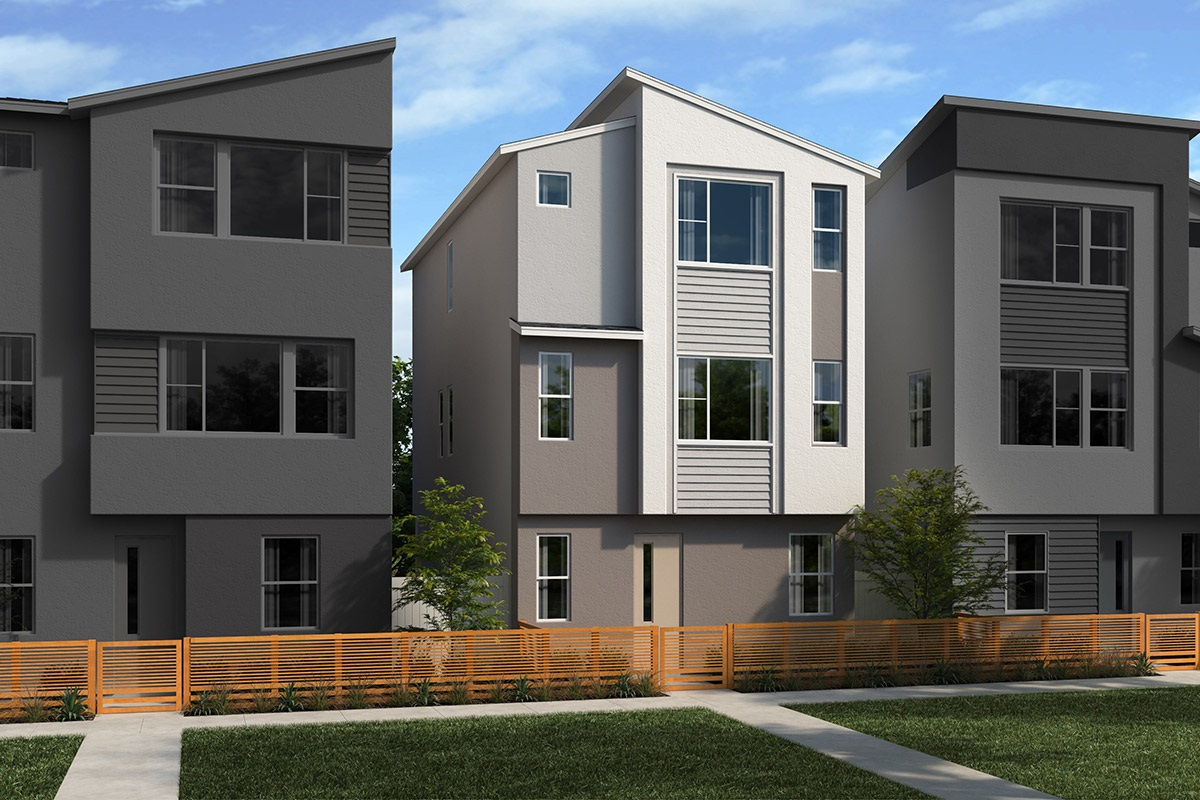 New Homes in Stanton, CA - Elevation A
