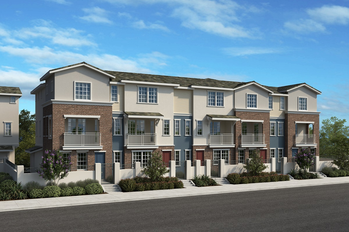 New Homes in Buena Park, CA - Magnolia Square Magnolia Square