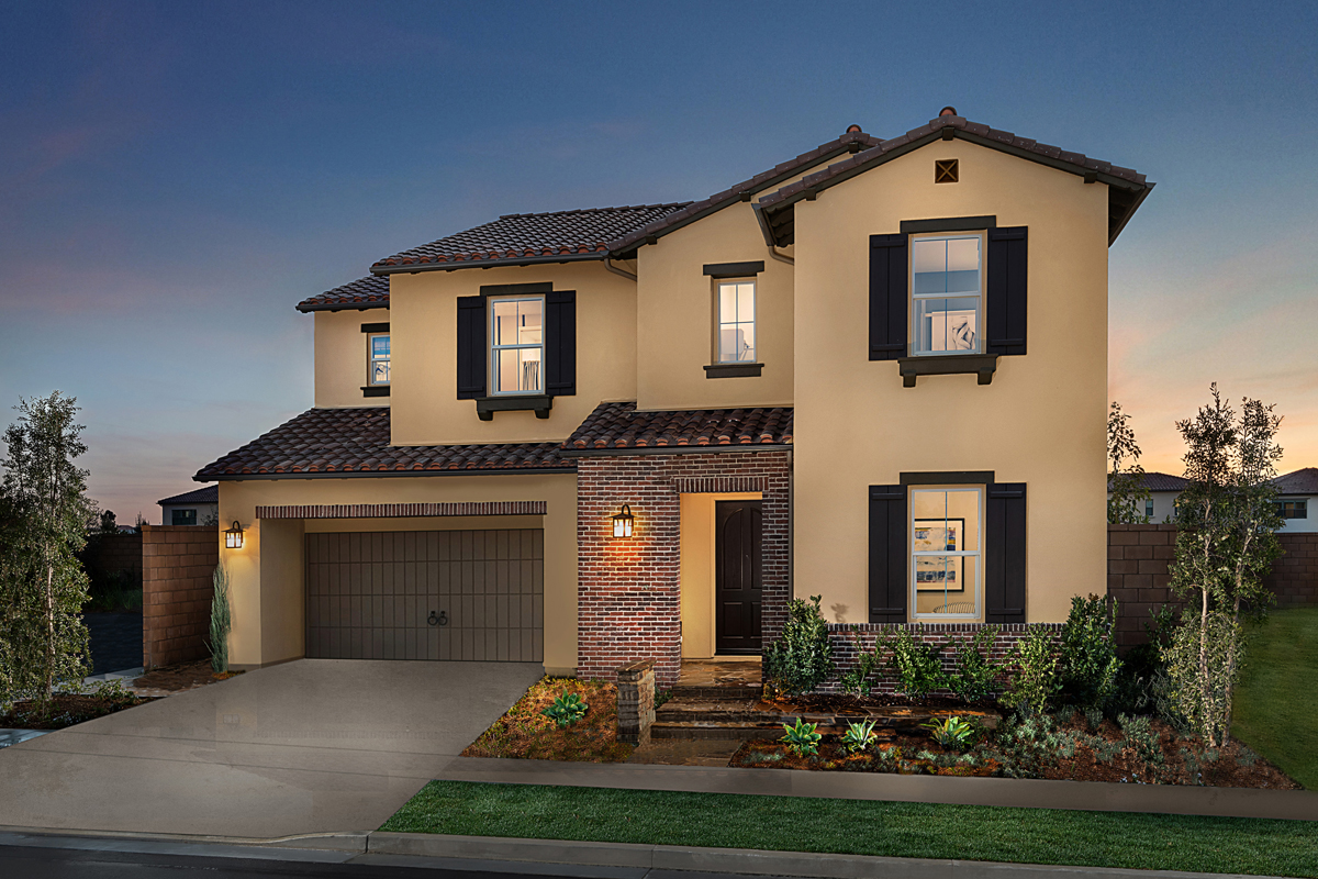 Browse new homes for sale in Napa at Eastwood Village