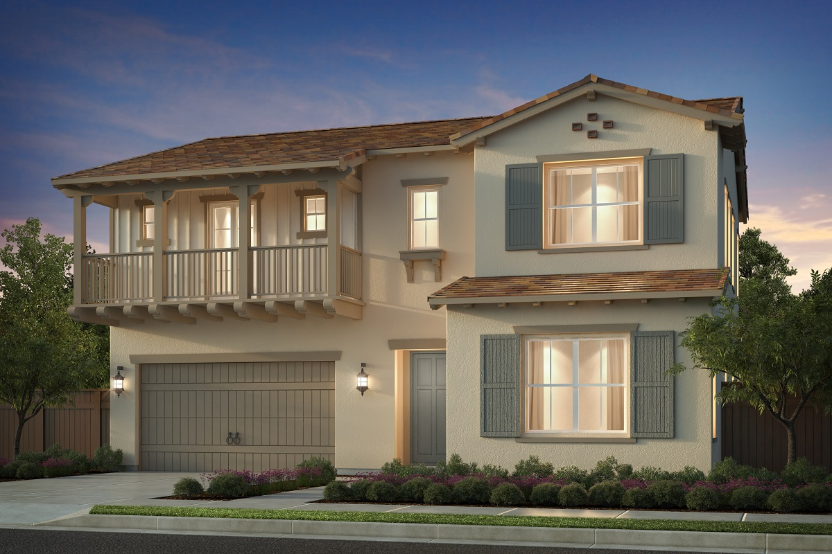 New Homes in Irvine, CA - Plan 3002