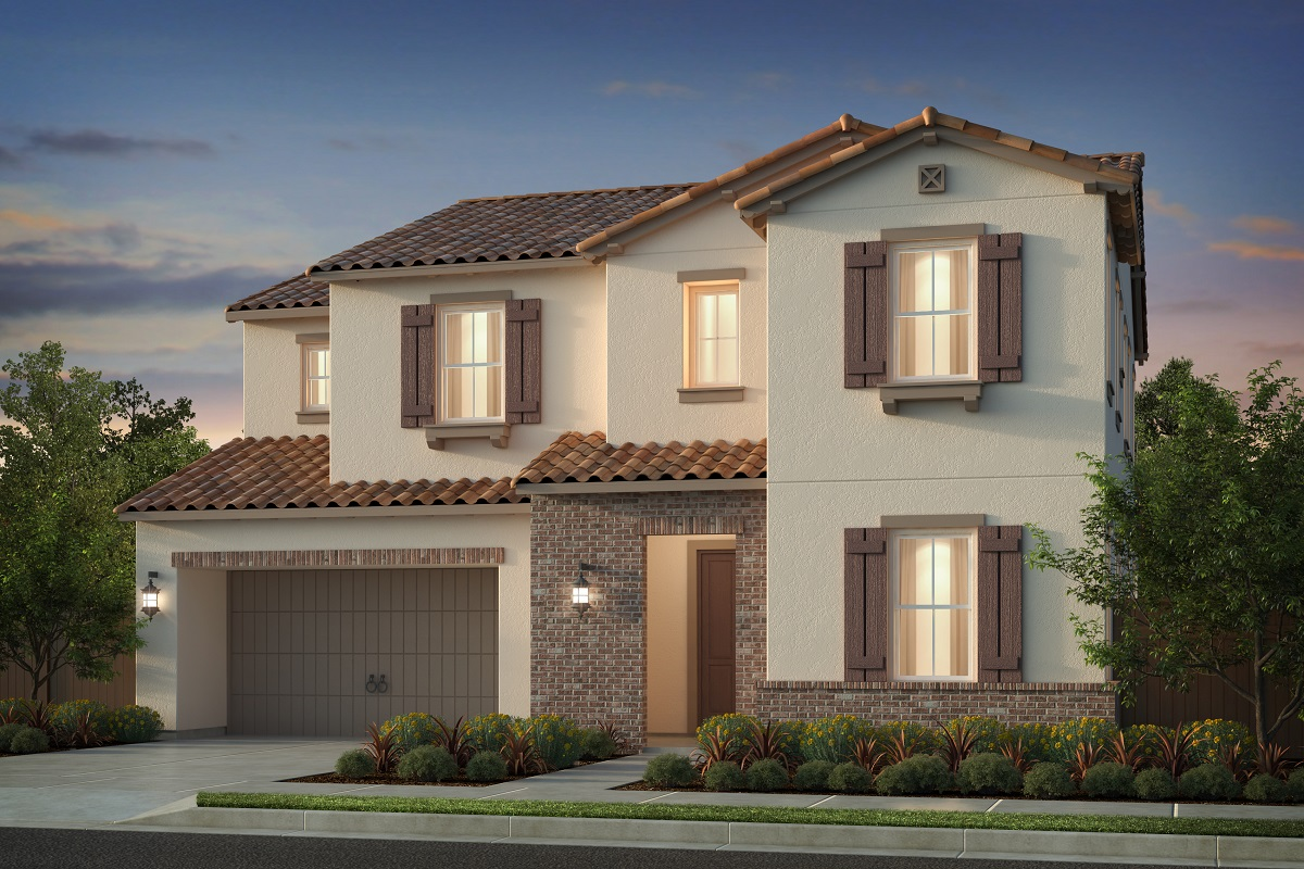 New Homes in Irvine, CA - Elevation B