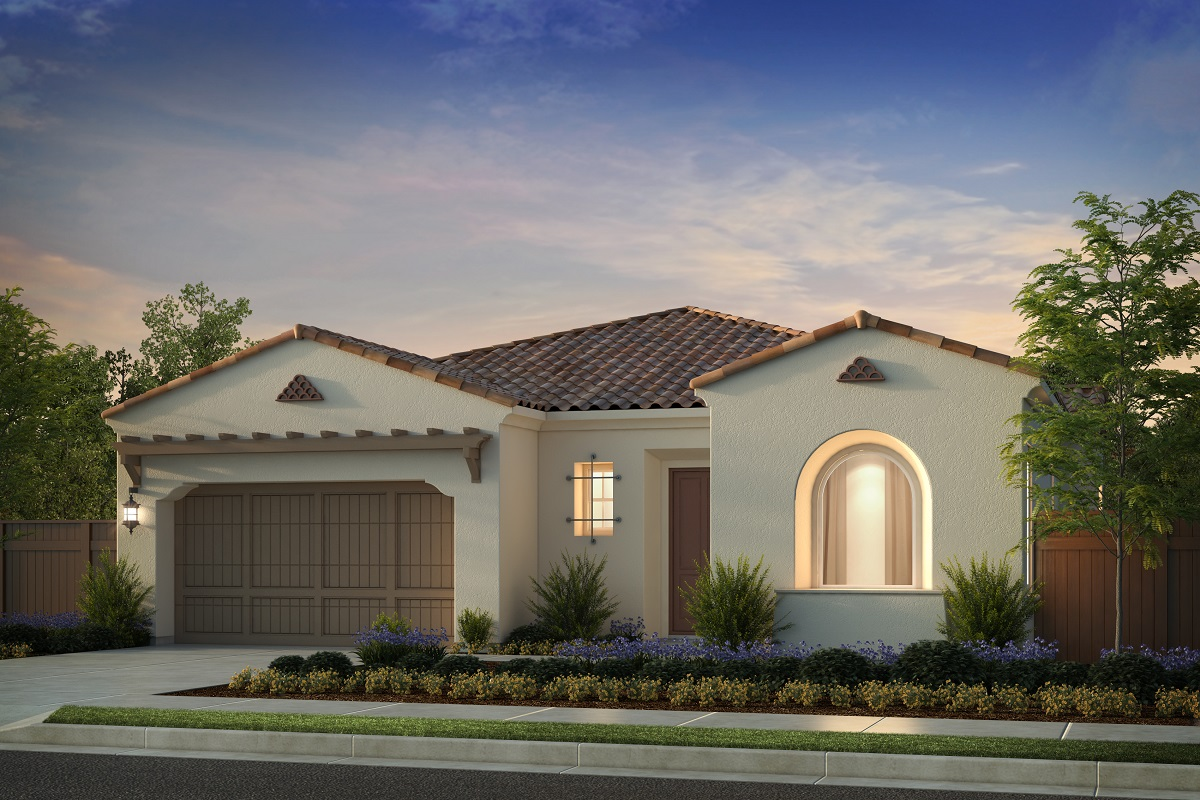 New Homes in Irvine, CA - Napa at Eastwood Village Plan 2089 - Elevation A