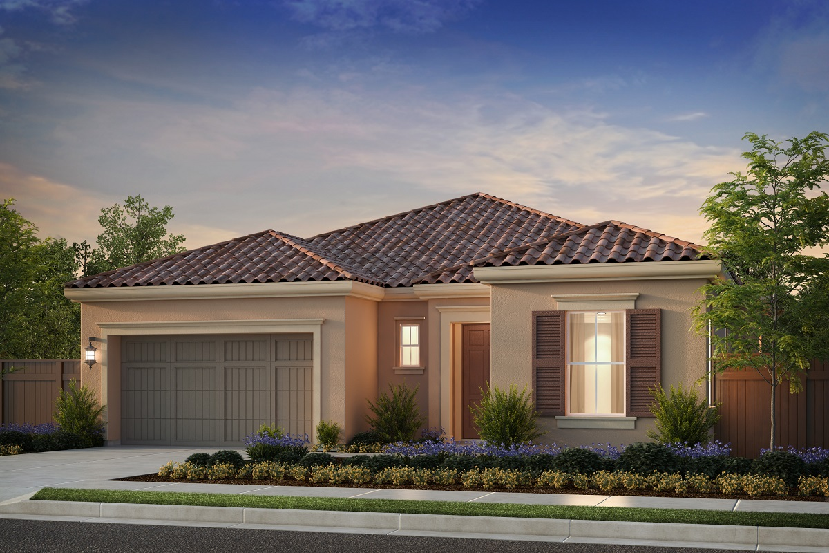 New Homes in Irvine, CA - Napa at Eastwood Village Plan 2089 - Elevation C