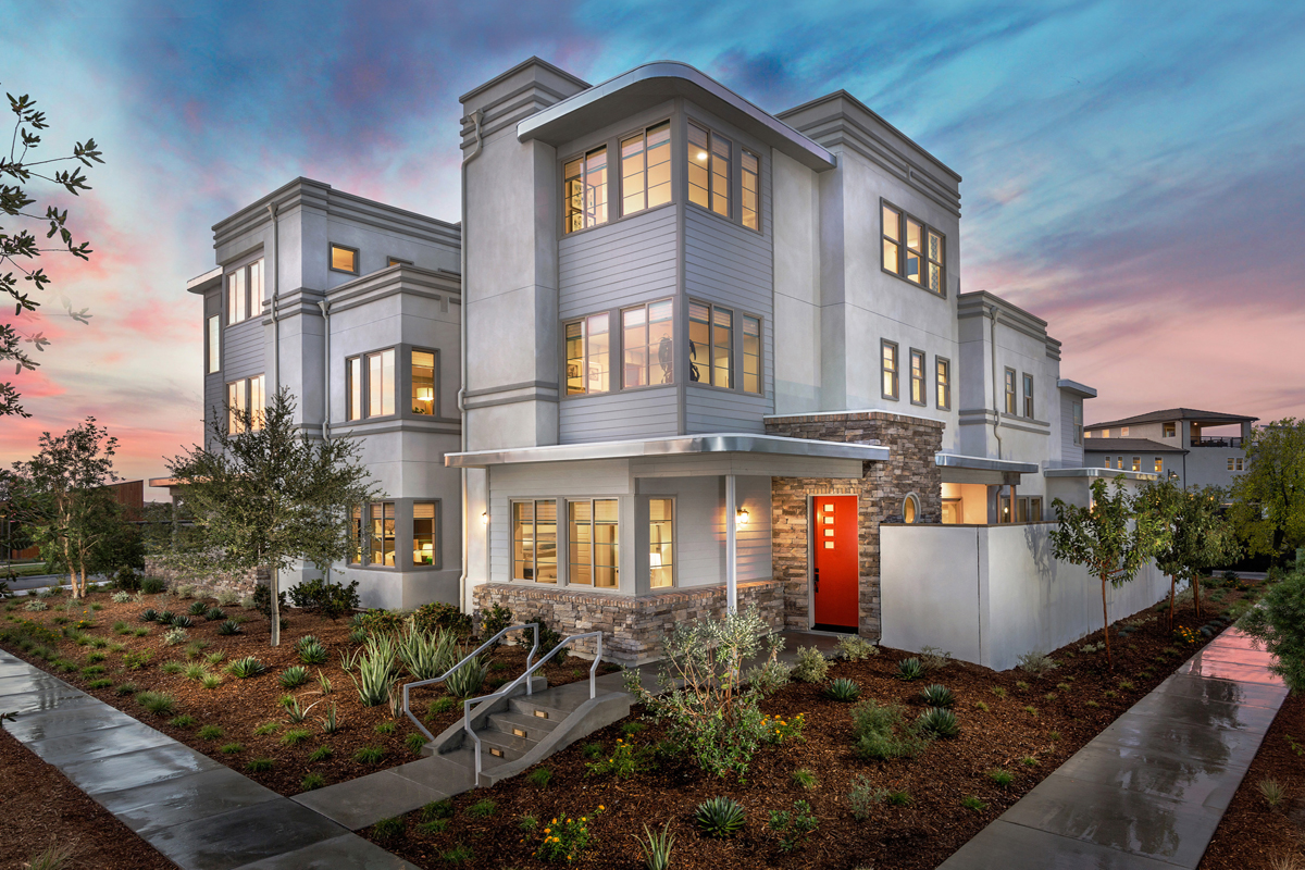 New Homes in Irvine, CA - Prado at Cadence Park Residence Three