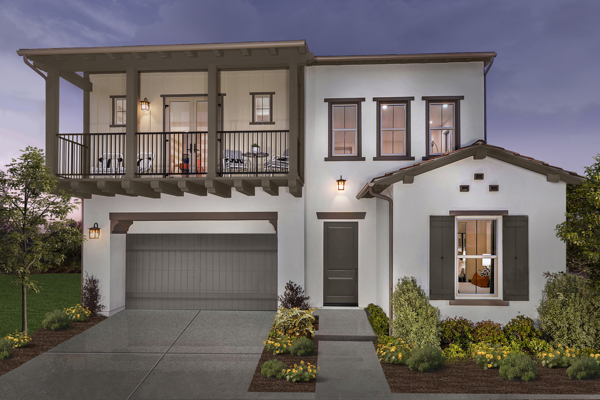 New Homes in Irvine, CA - Solano at Eastwood Village Residence Two