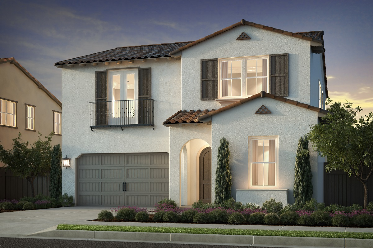 New Homes in Irvine, CA - Solano at Eastwood Village Plan 2892 - Elevation A