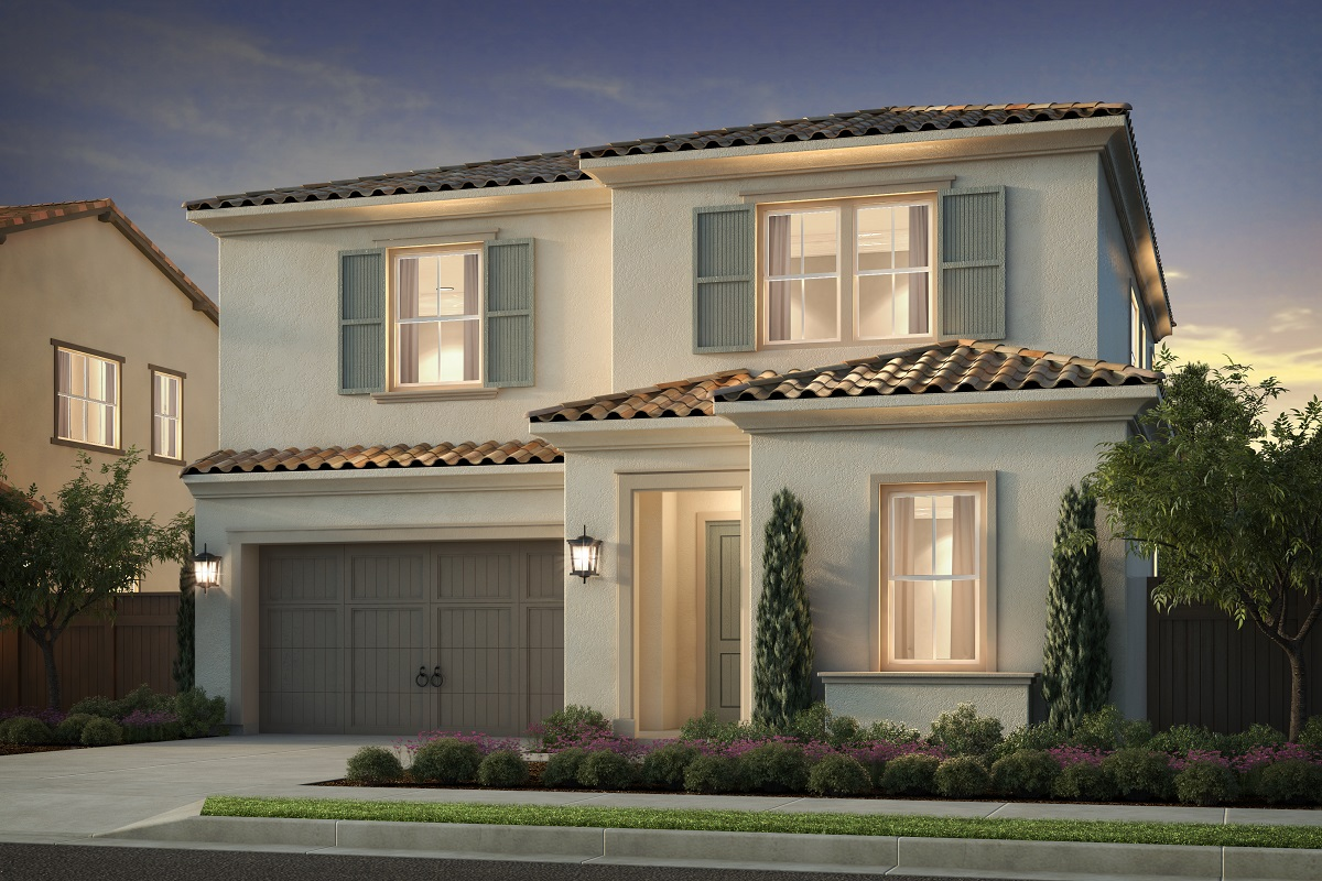 New Homes in Irvine, CA - Solano at Eastwood Village Plan 2892 - Elevation C