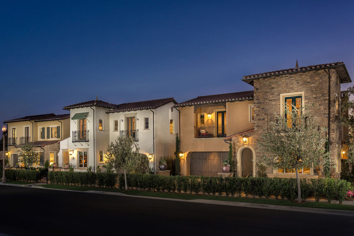 New Homes For Sale In Irvine Ca Vicenza Community By Kb