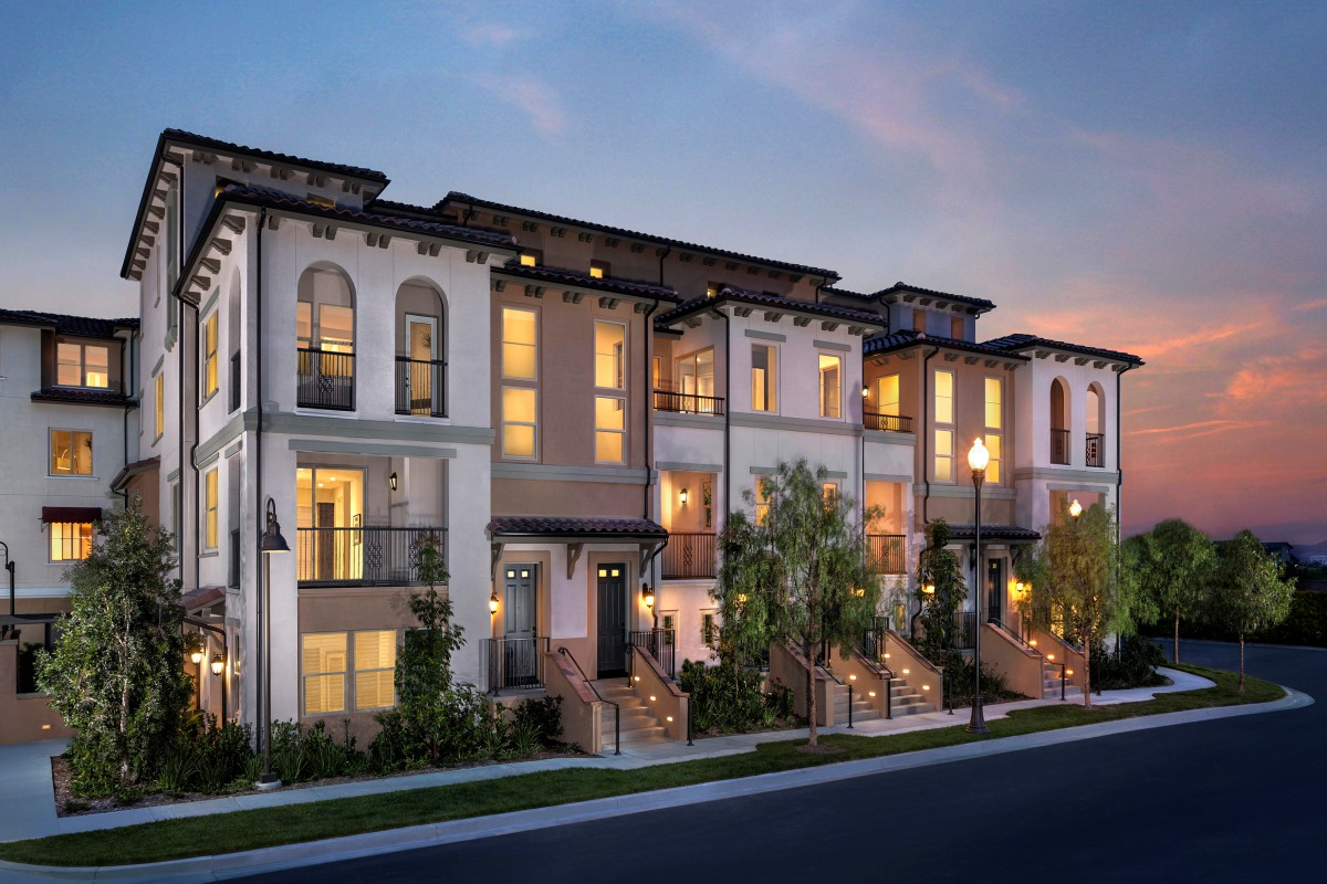 New Homes For Sale In Irvine Ca Willow Community By Kb Home