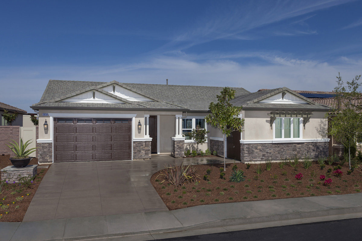 New homes for sale in murrieta ca acacia at mohogany for Riverside house plans