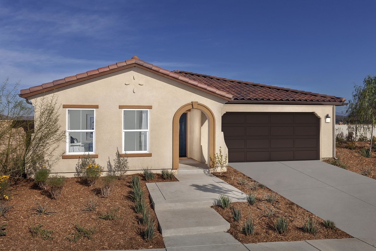 New Homes in Winchester, CA - Residence Two Modeled