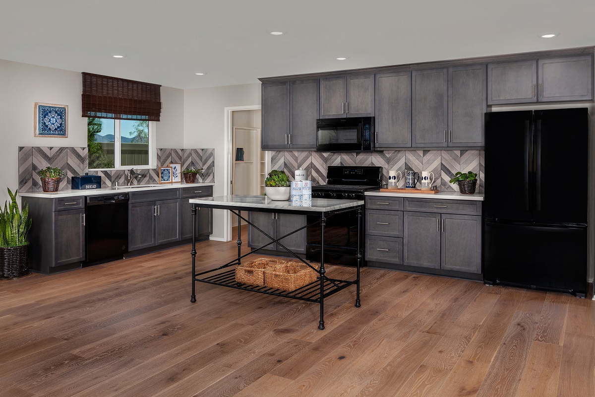 New Homes in Winchester, CA - Autumn Winds® Residence Two - Kitchen