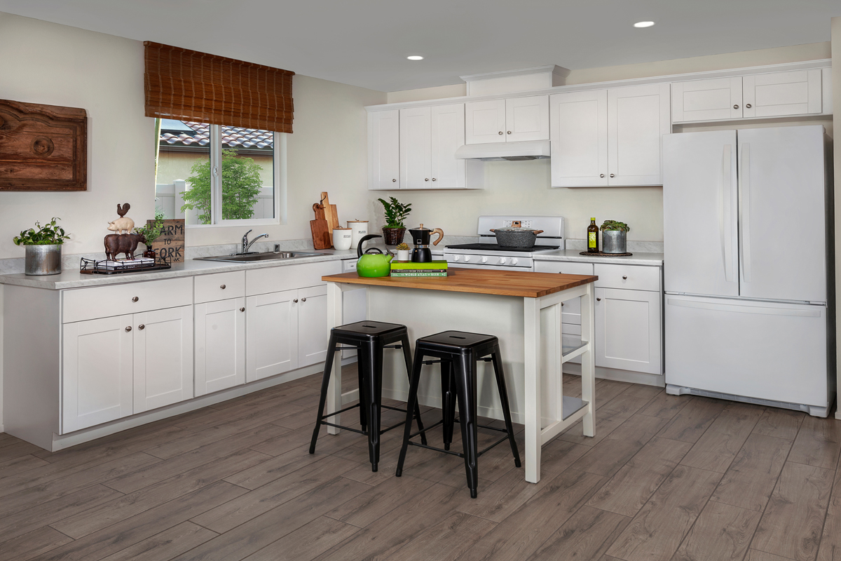 New Homes in Winchester, CA - Autumn Winds® Residence Four - Kitchen