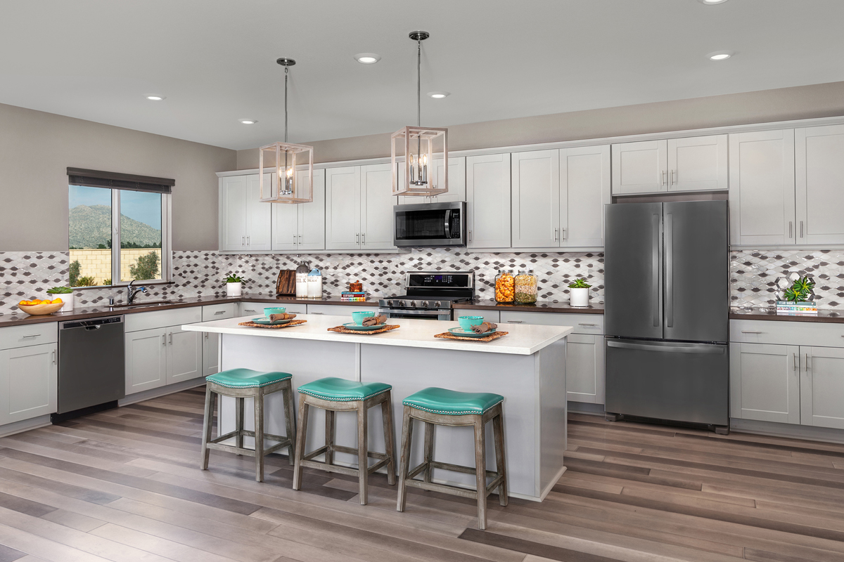 New Homes in Winchester, CA - Autumn Winds® Residence Five - Kitchen