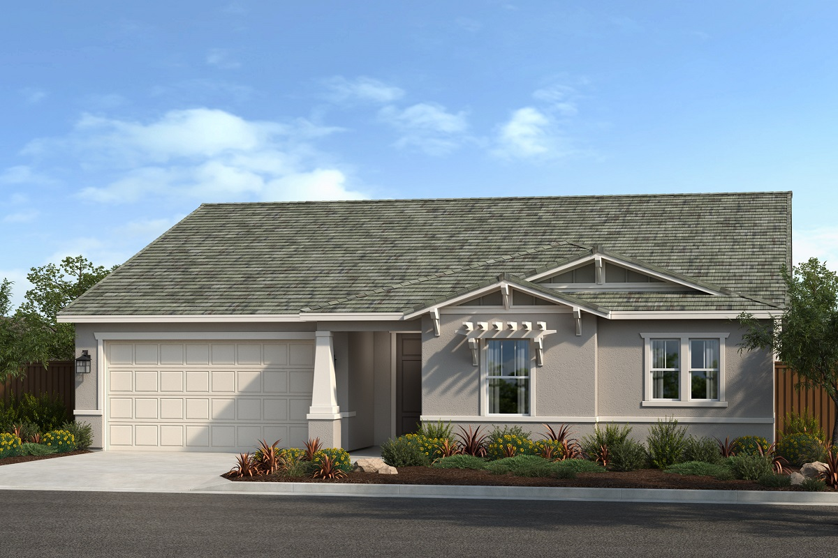 New Homes in Riverside, CA - Belcara at Spring Mountain Ranch Plan 2625 Elevation B