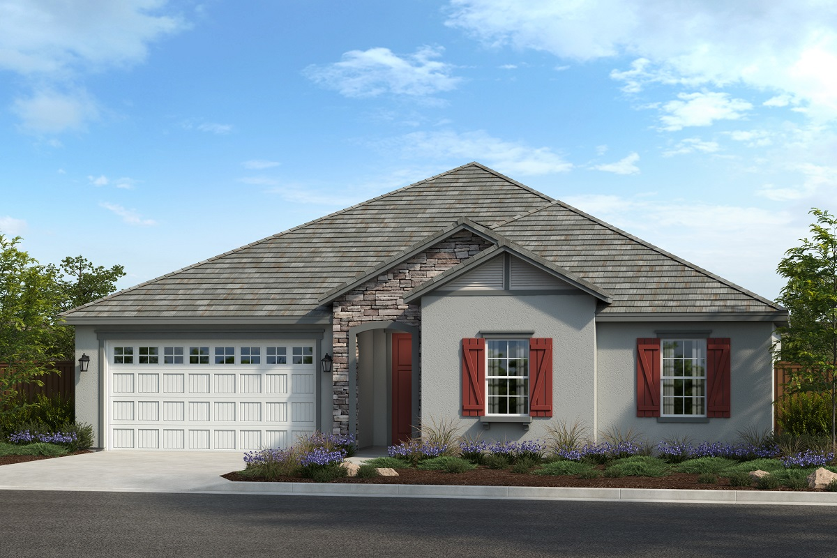 New Homes in Riverside, CA - Belcara at Spring Mountain Ranch Plan 2625 Elevation C