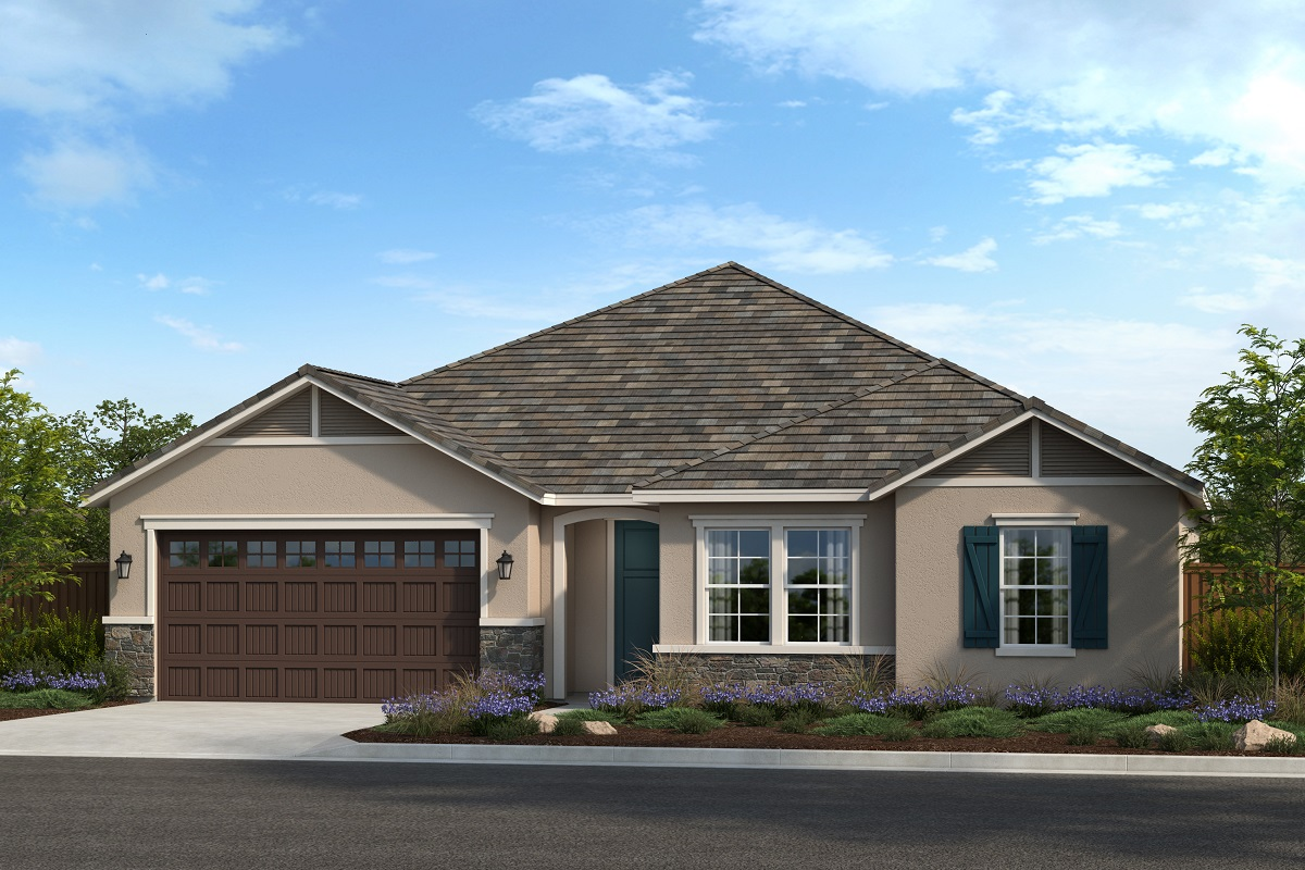 New Homes in Riverside, CA - Belcara at Spring Mountain Ranch Plan 2910 Elevation C