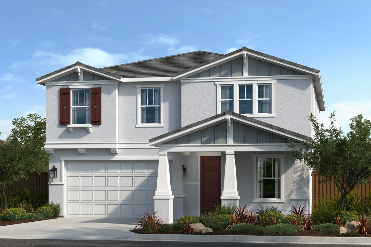 New Homes in Riverside, CA - Belcara at Spring Mountain Ranch Plan 3132 Elevation B
