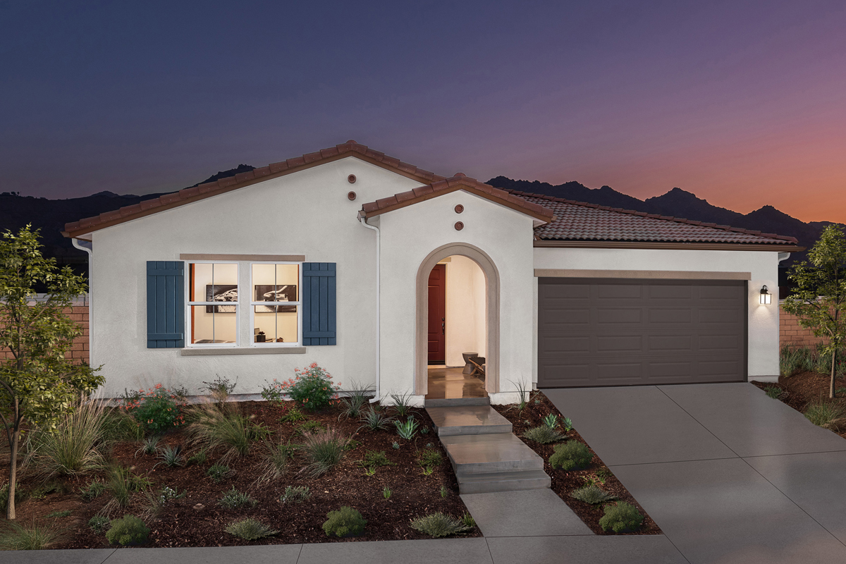New Homes in Riverside, CA - Belcara at Spring Mountain Ranch Plan 2387