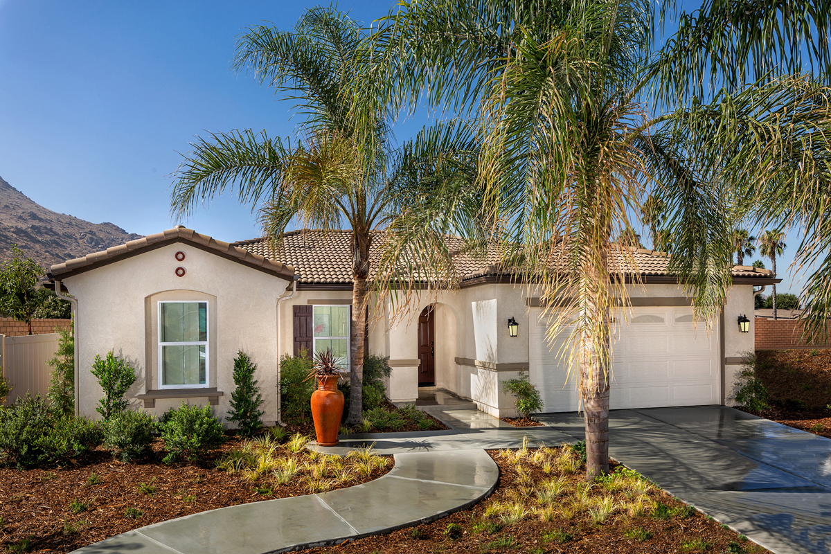 New Homes in Moreno Valley, CA - Residence Seven Modeled