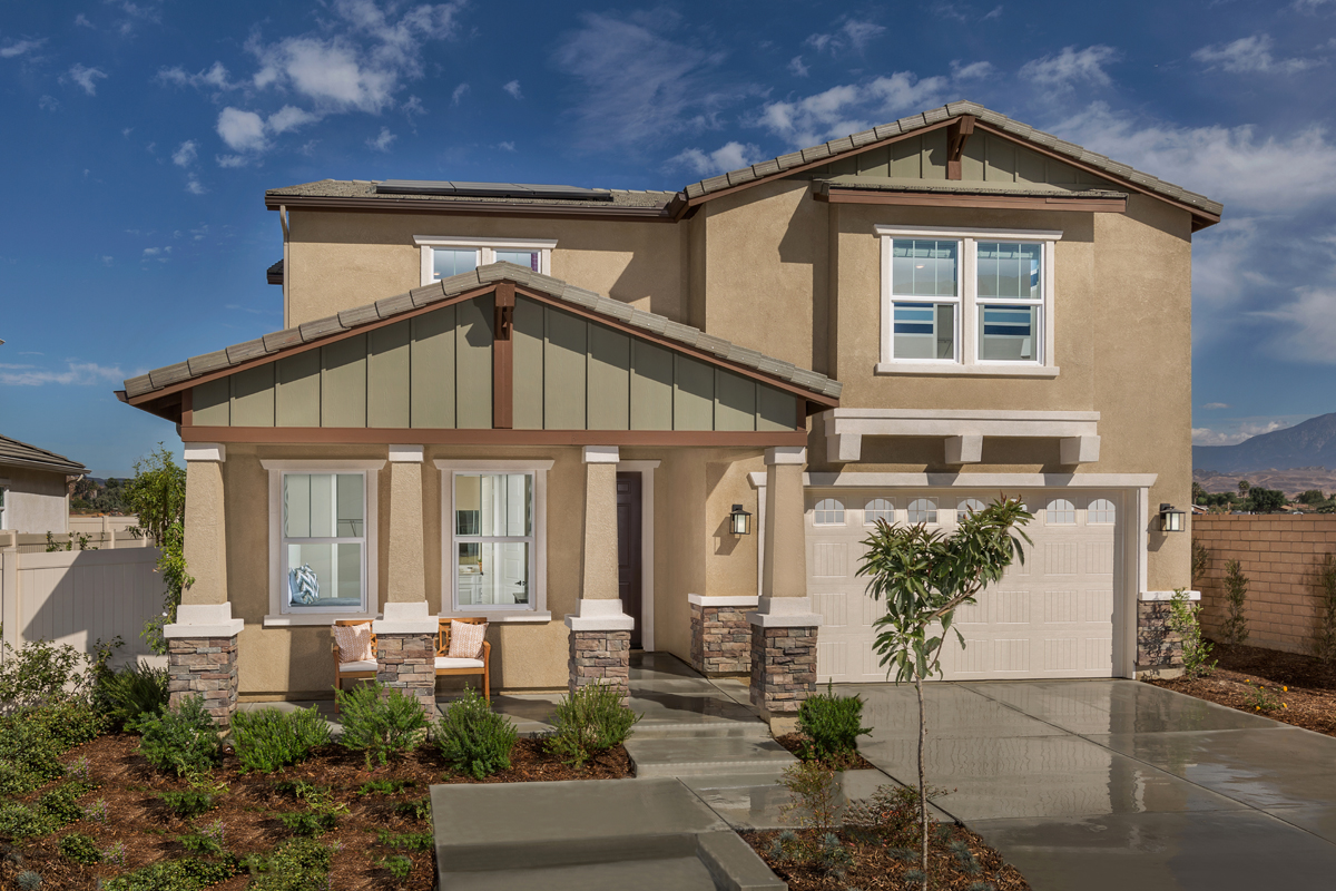 New Homes in Moreno Valley, CA - Bella Cortina Residence Five