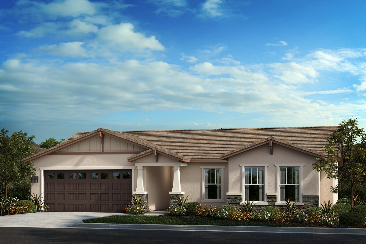 New Homes in Moreno Valley, CA - Residence Six