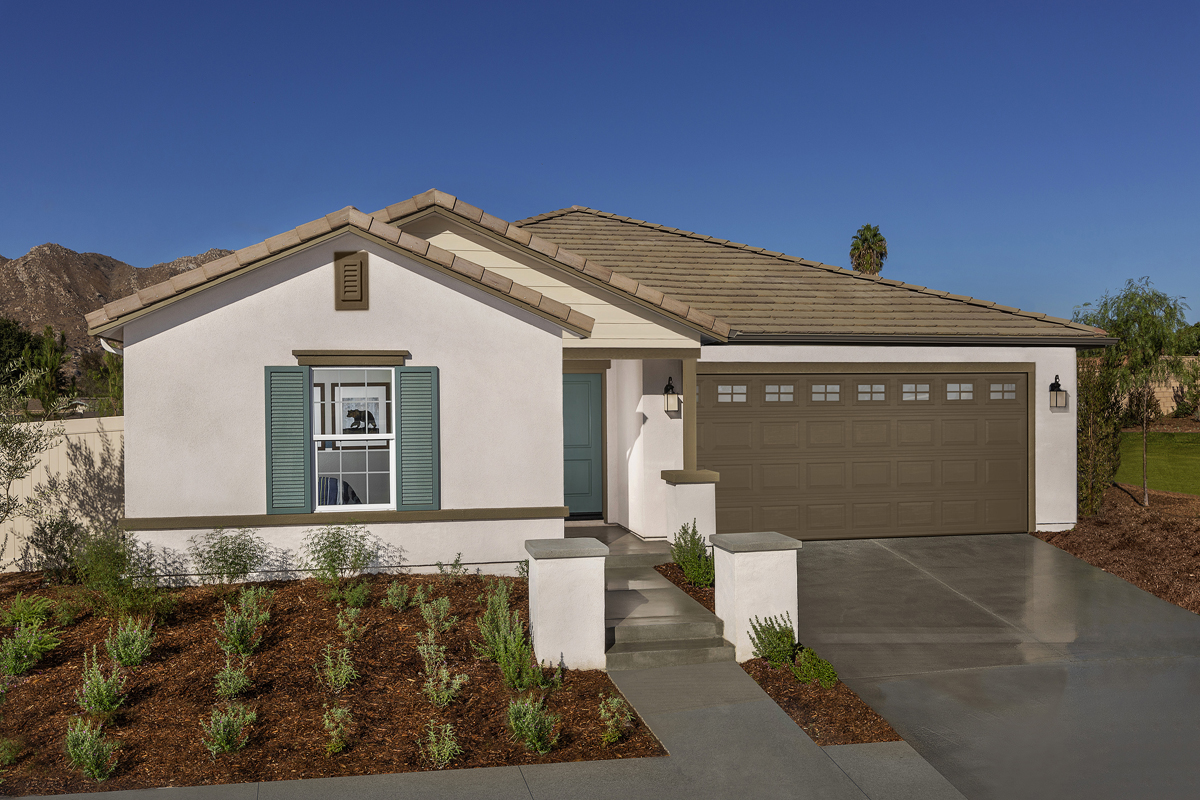 New Homes in Moreno Valley, CA - Traditional 'B'