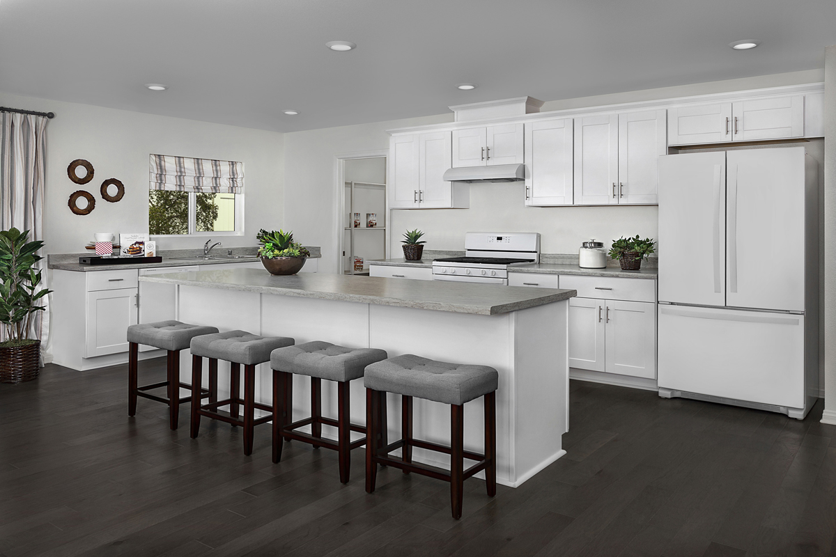 New Homes in Moreno Valley, CA - Boulder Ridge Residence Two - Kitchen