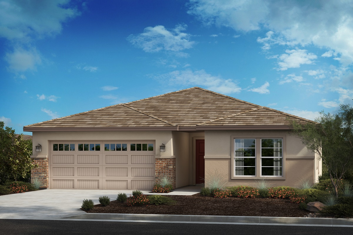 New Homes in Moreno Valley, CA - Boulder Ridge Residence One - Prairie 'C'