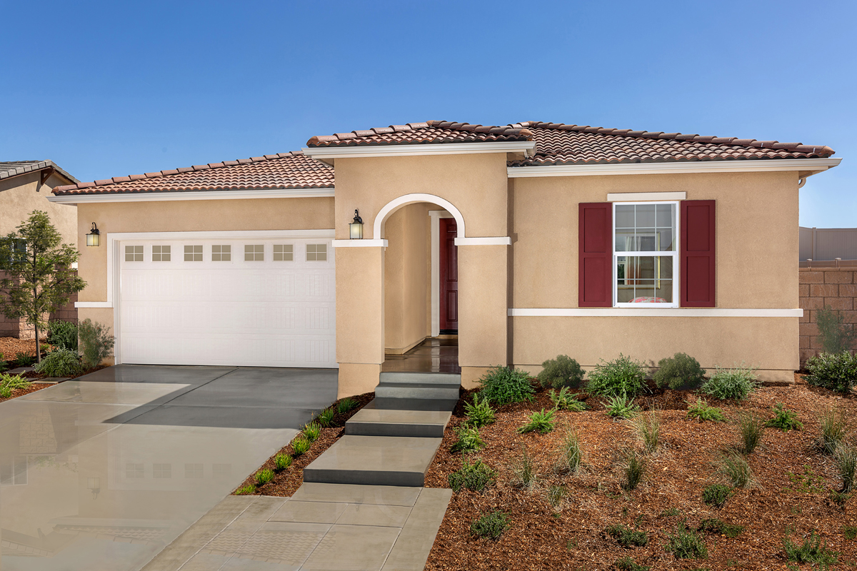 New Homes in Winchester, CA - Residence Seven Modeled