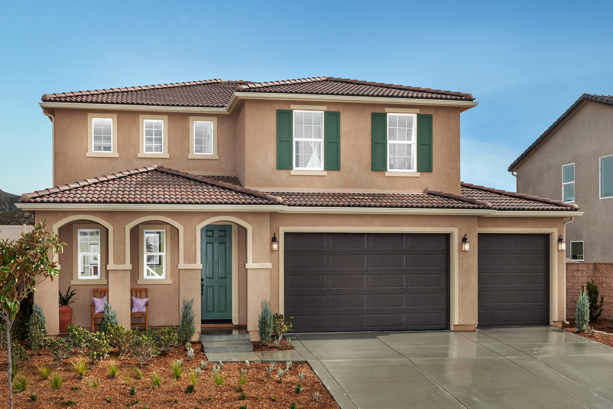 New Homes in Winchester, CA - Camberly Place Residence Four