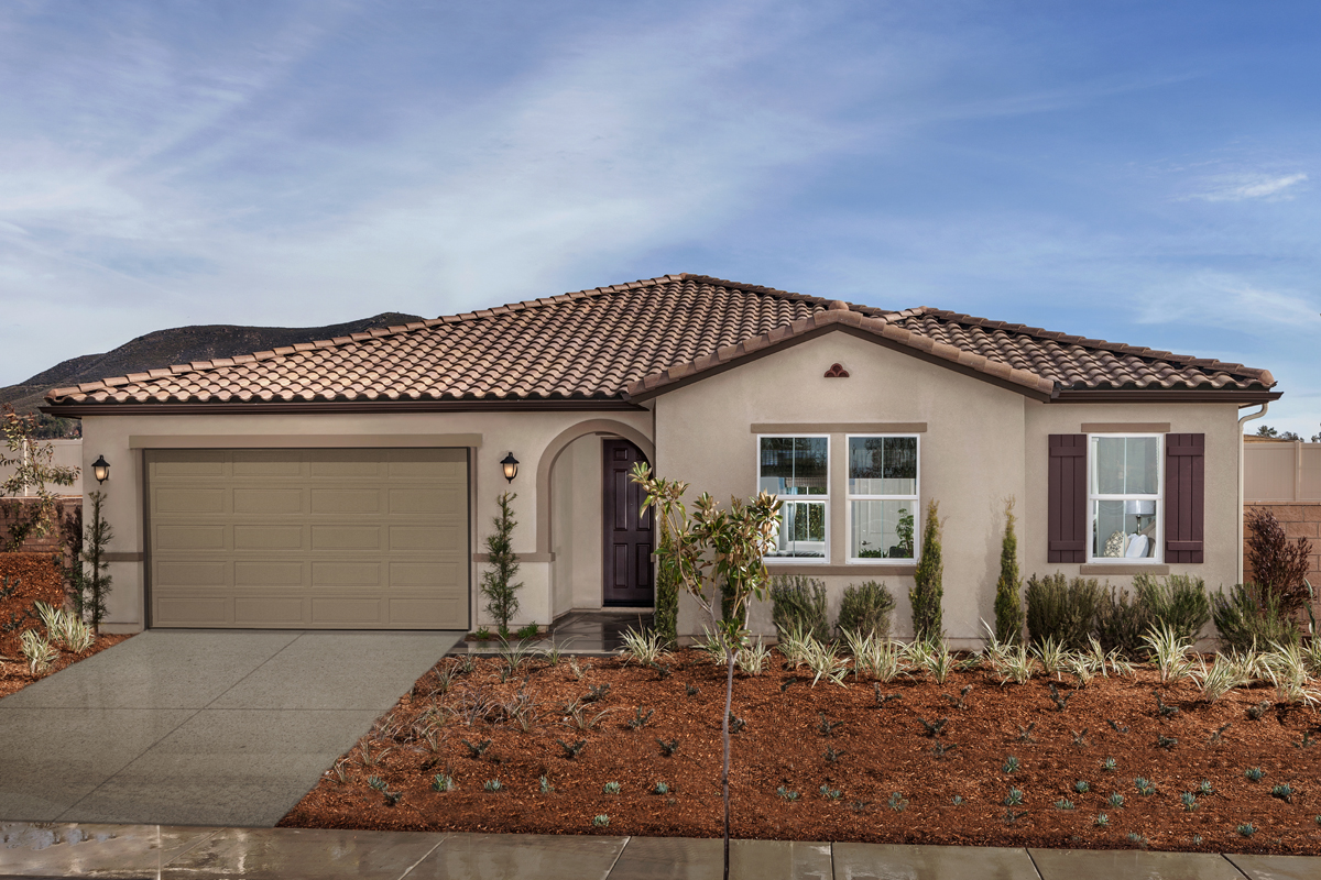 New Homes in Winchester, CA - Camberly Place Residence Two