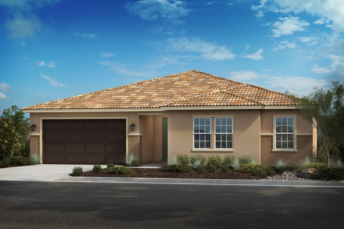 New Homes in Winchester, CA - Italianate 'D'