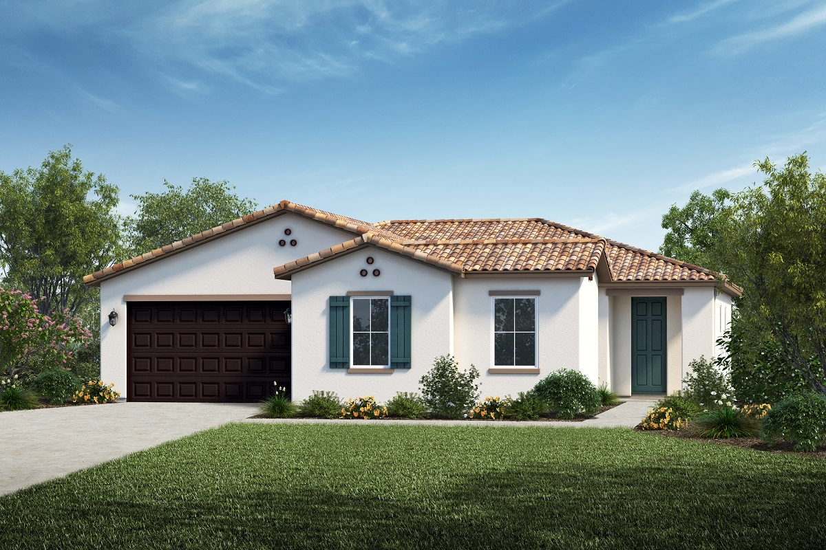 New Homes in Winchester, CA - Spanish 'A' 3-car