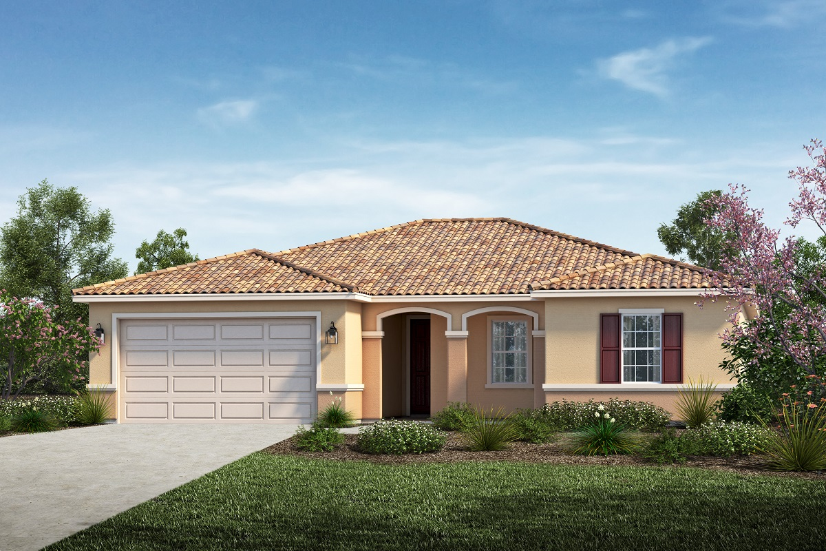 New Homes in Winchester, CA - Residence Nine Modeled