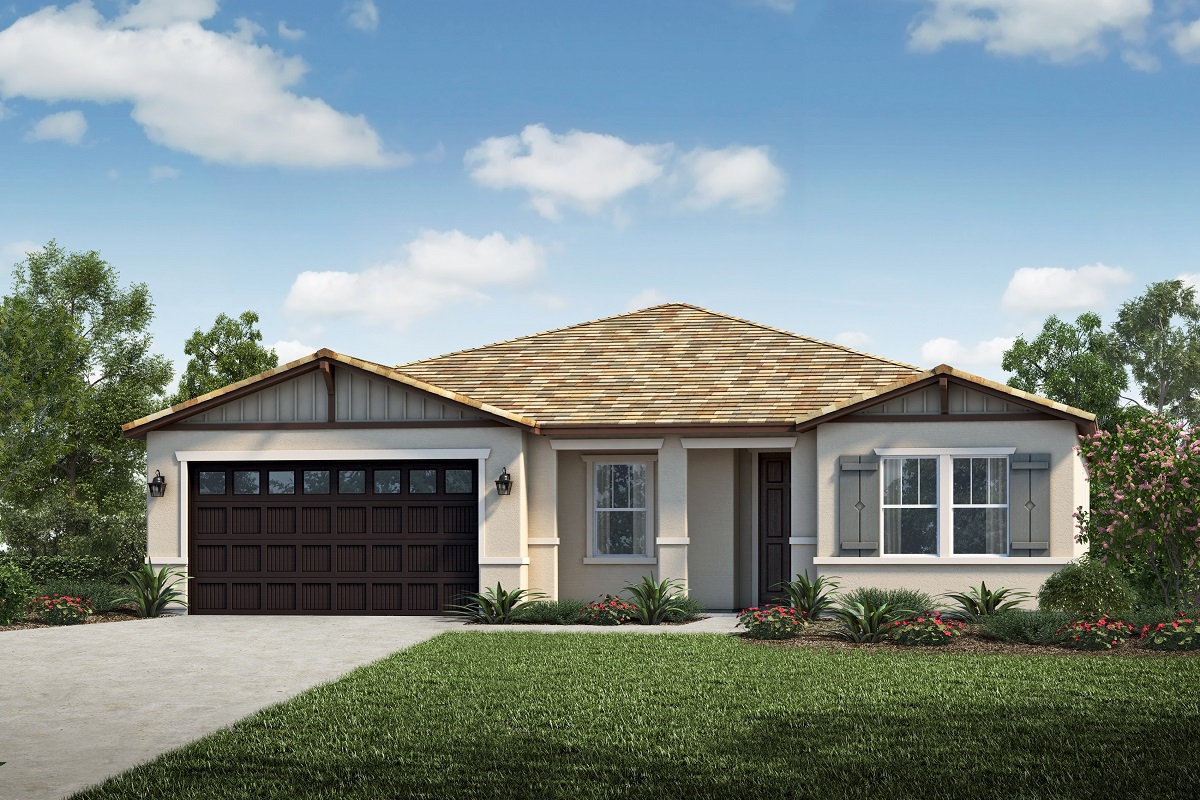New Homes in Winchester, CA - Craftsman 'C'