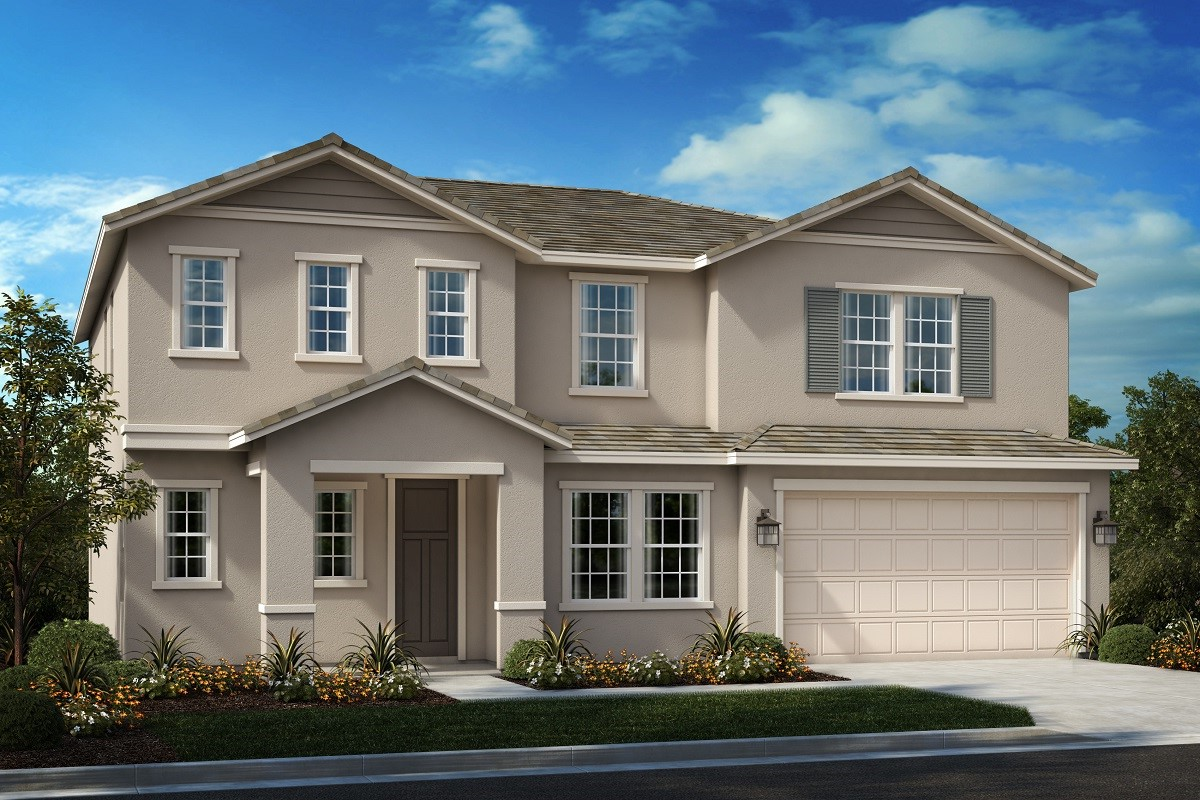 New Homes in Riverside, CA - Traditional 'B'