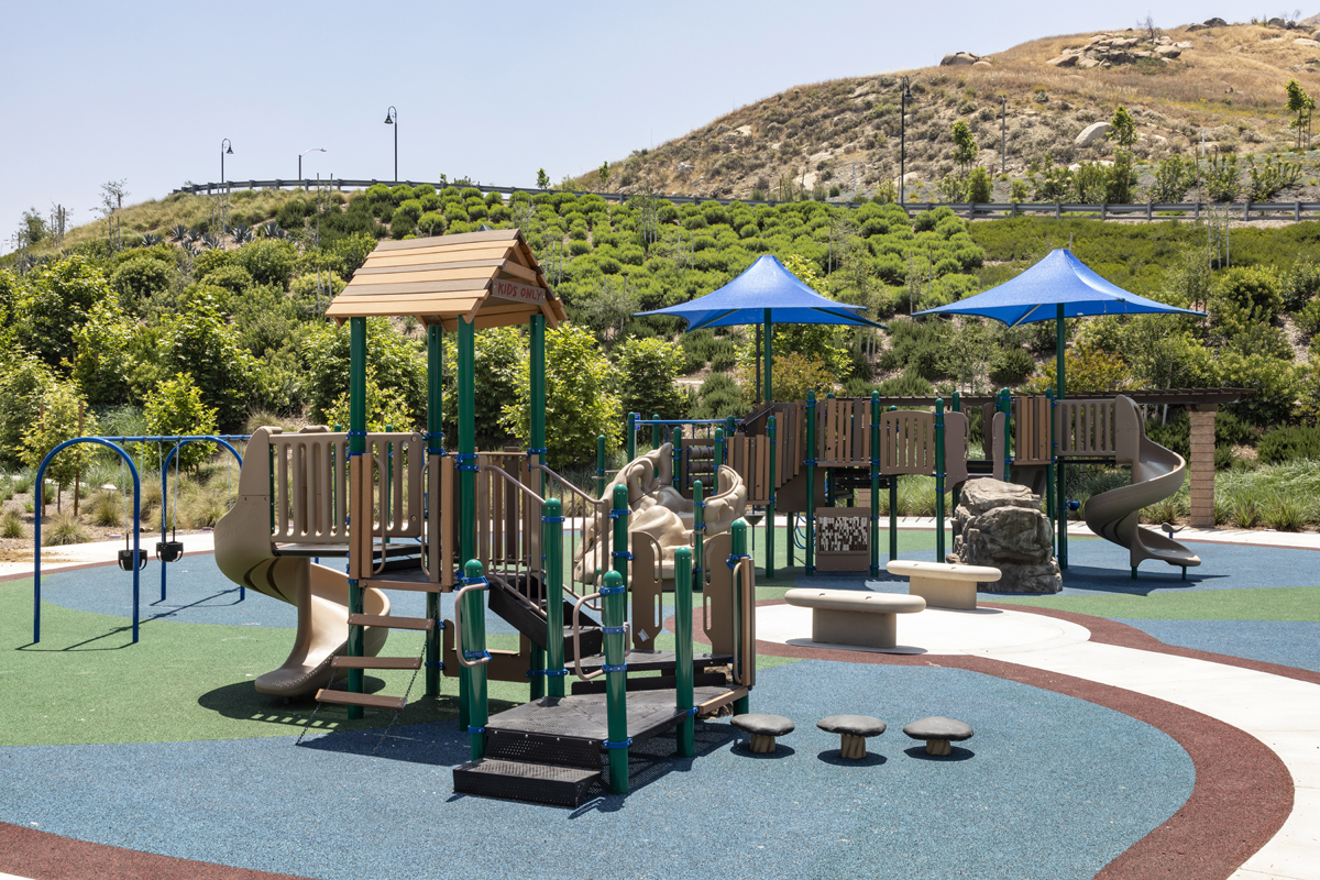 New Homes in Riverside, CA - Carmel Ridge at Spring Mountain Ranch Spring Mountain Ranch Park