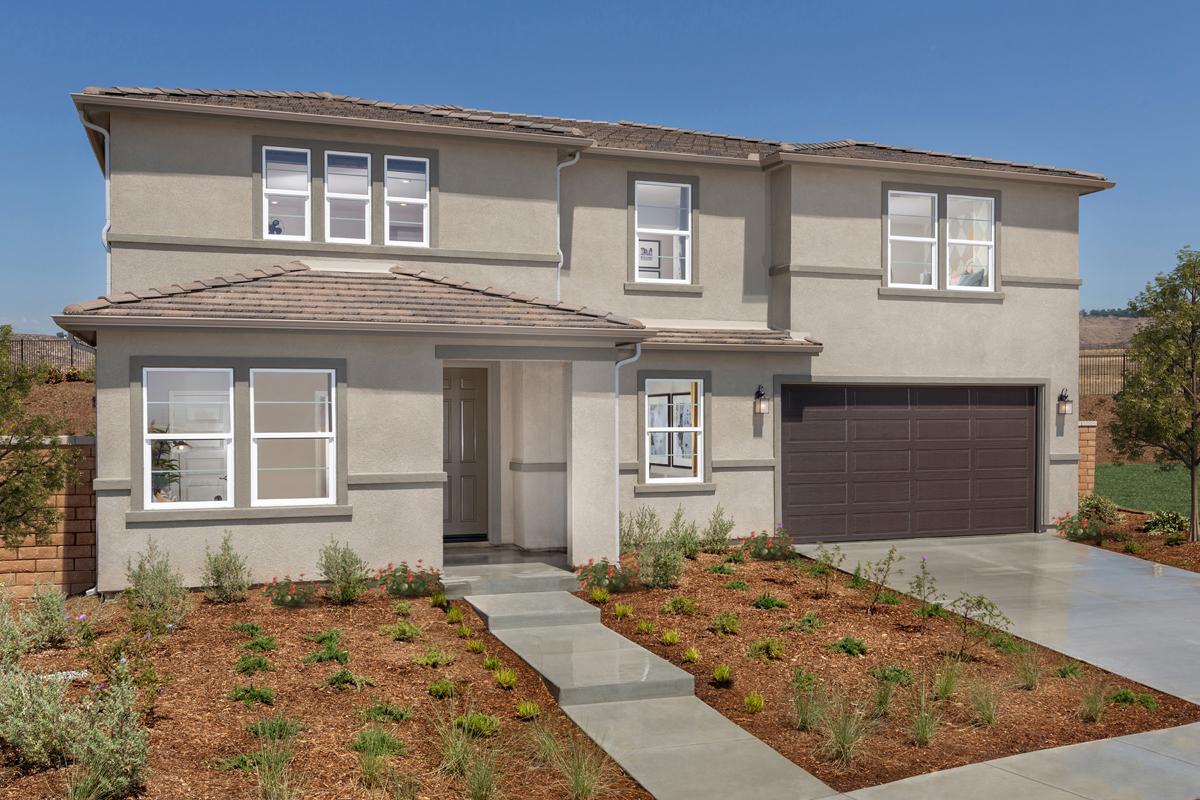 New Homes in Riverside, CA - Carmel Ridge at Spring Mountain Ranch Residence Six