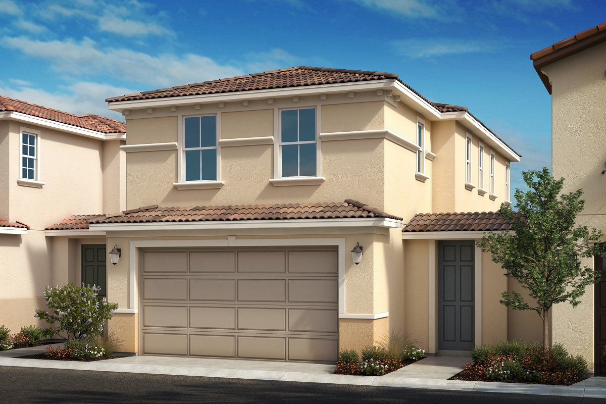 New Homes in Murrieta, CA - Italianate 'D'