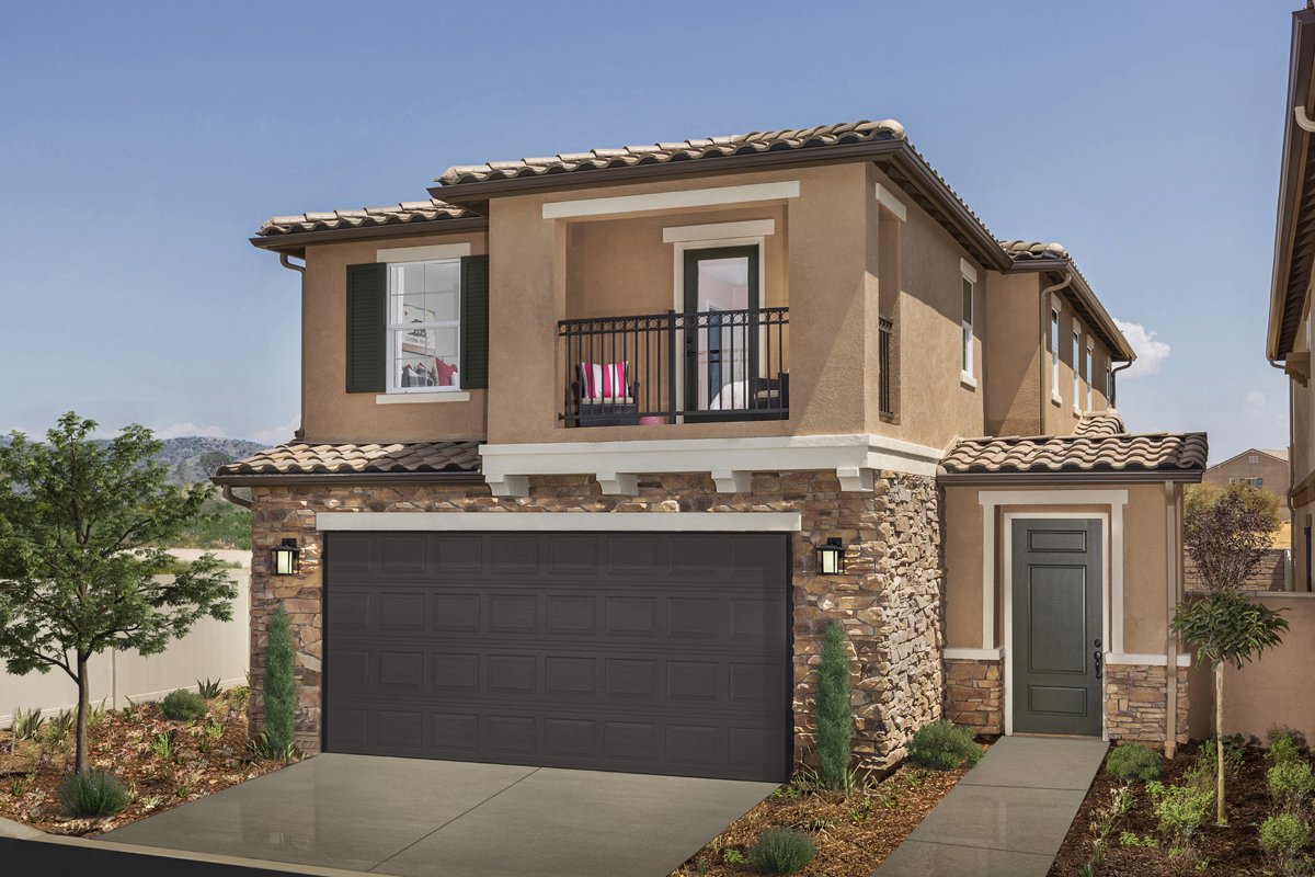 New Homes in Murrieta, CA - Tuscan 'B'