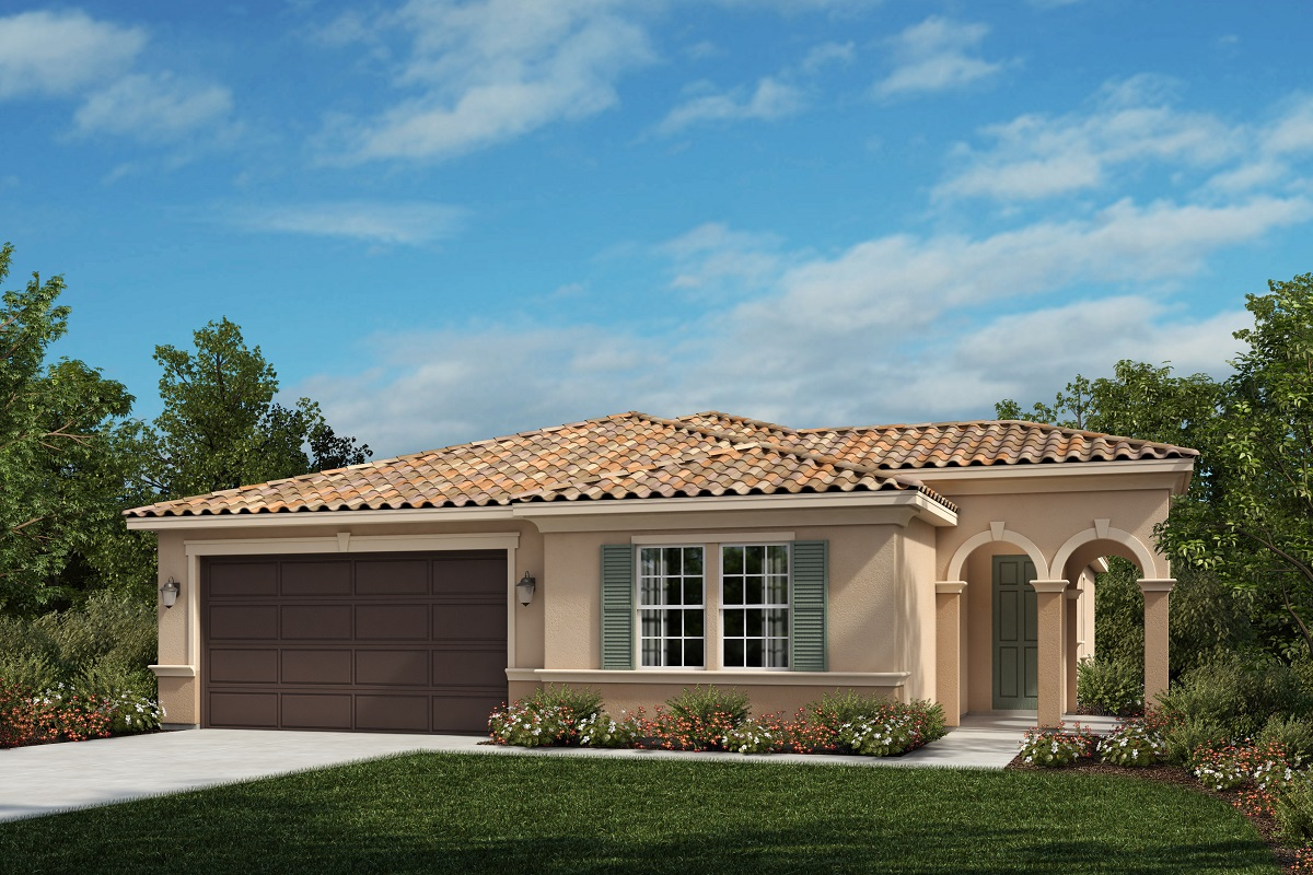 New Homes in Loma Linda, CA - Italianate 'A'