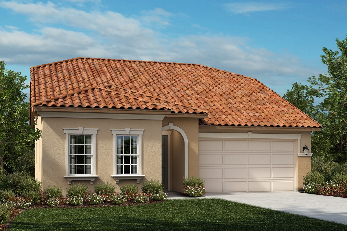 New Homes in Loma Linda, CA - Elevation A