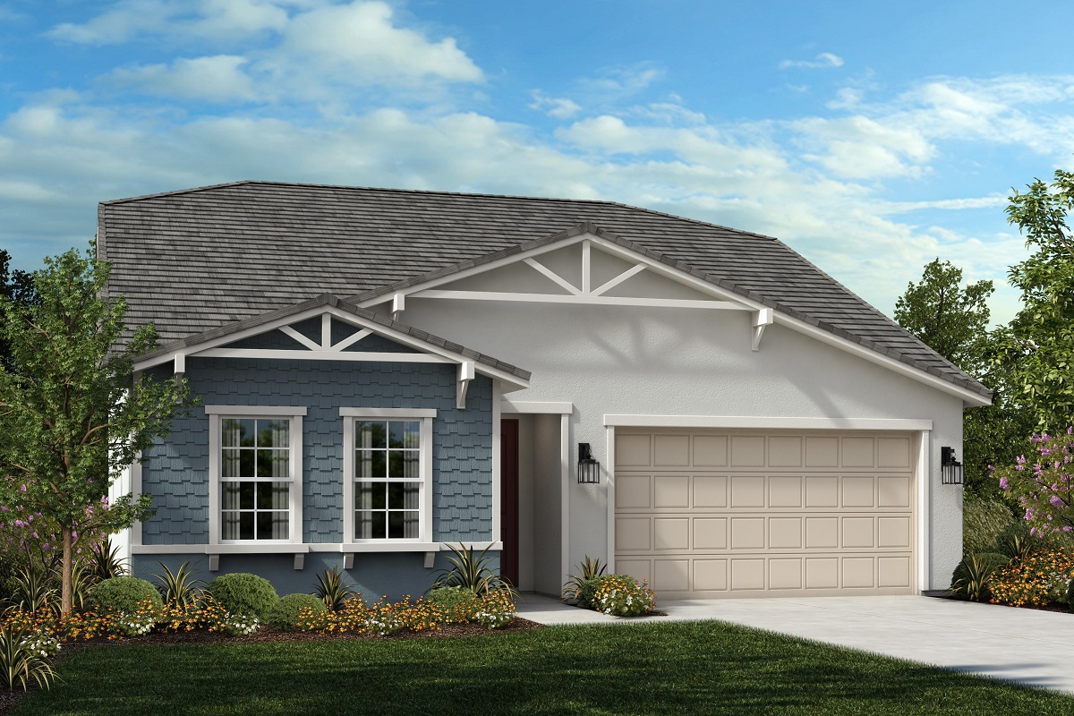 New Homes in Loma Linda, CA - Elevation B