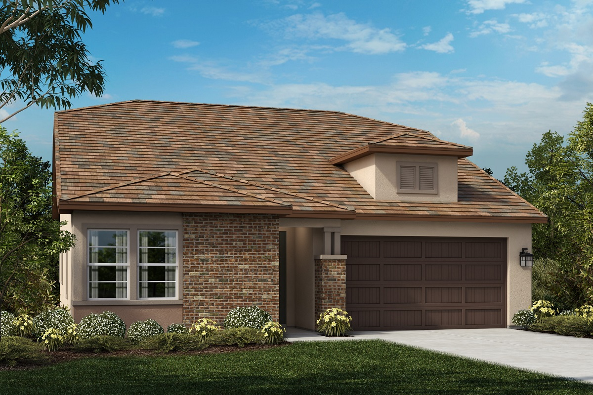New Homes in Loma Linda, CA - Elevation C