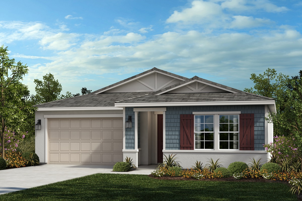 New Homes in Loma Linda, CA - Bungalow 'B'