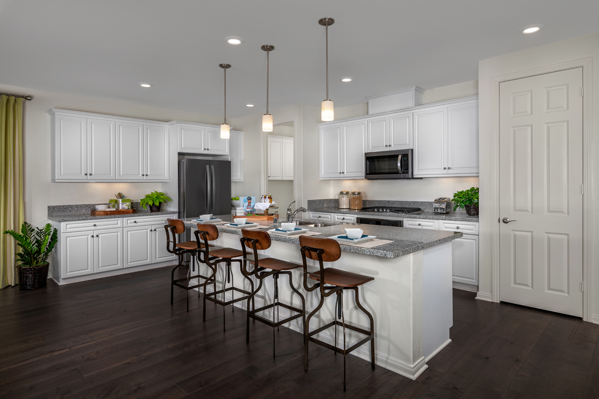 New Homes in Loma Linda, CA - Citrus Glen Residence 2438 - Kitchen