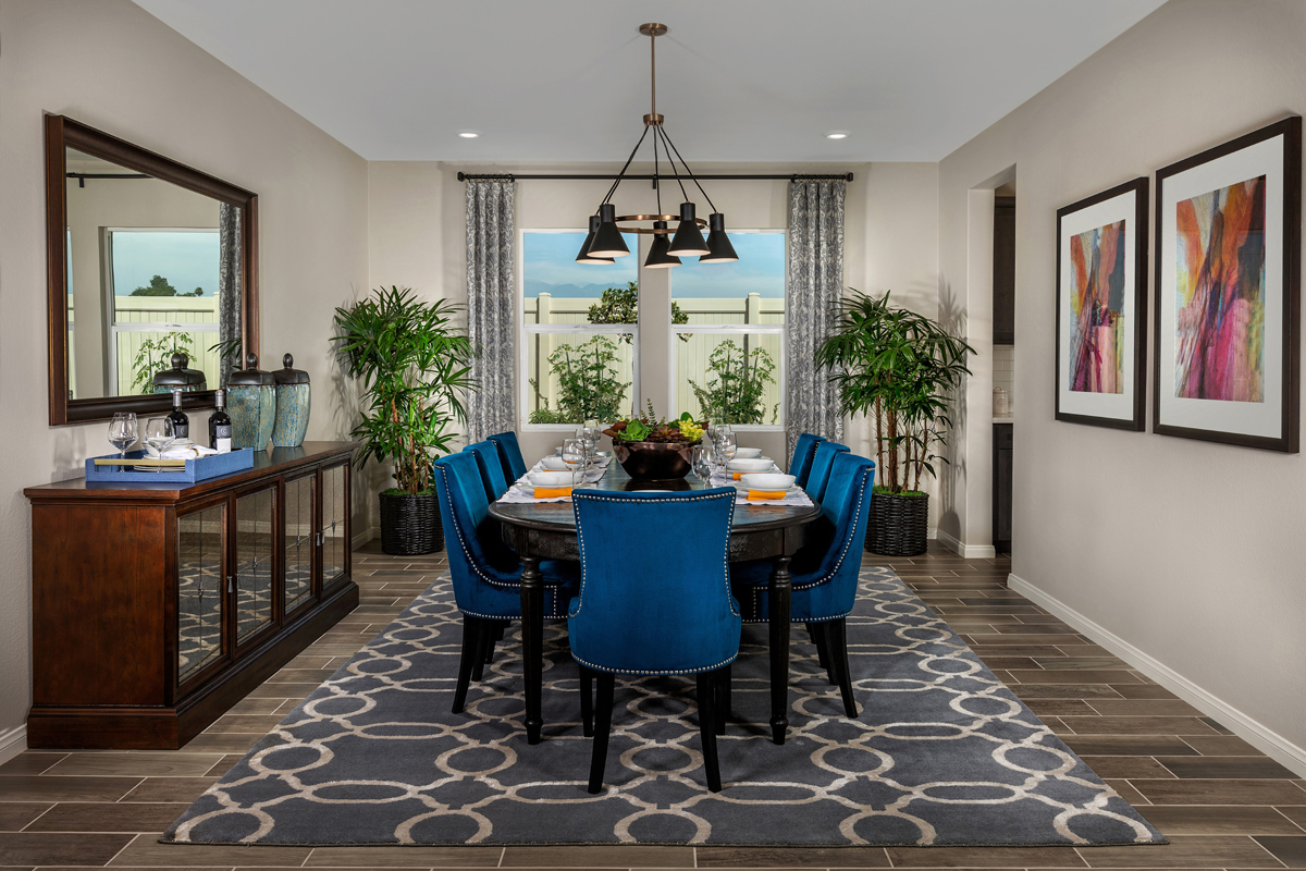 New Homes in Loma Linda, CA - Citrus Glen Residence 2507 - Flex Room