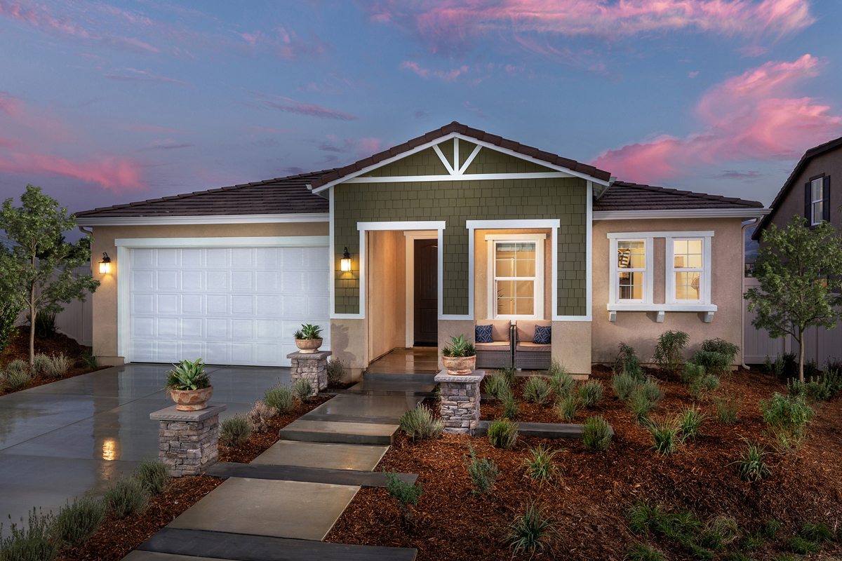 New Homes in Loma Linda, CA - Residence 2507 Modeled
