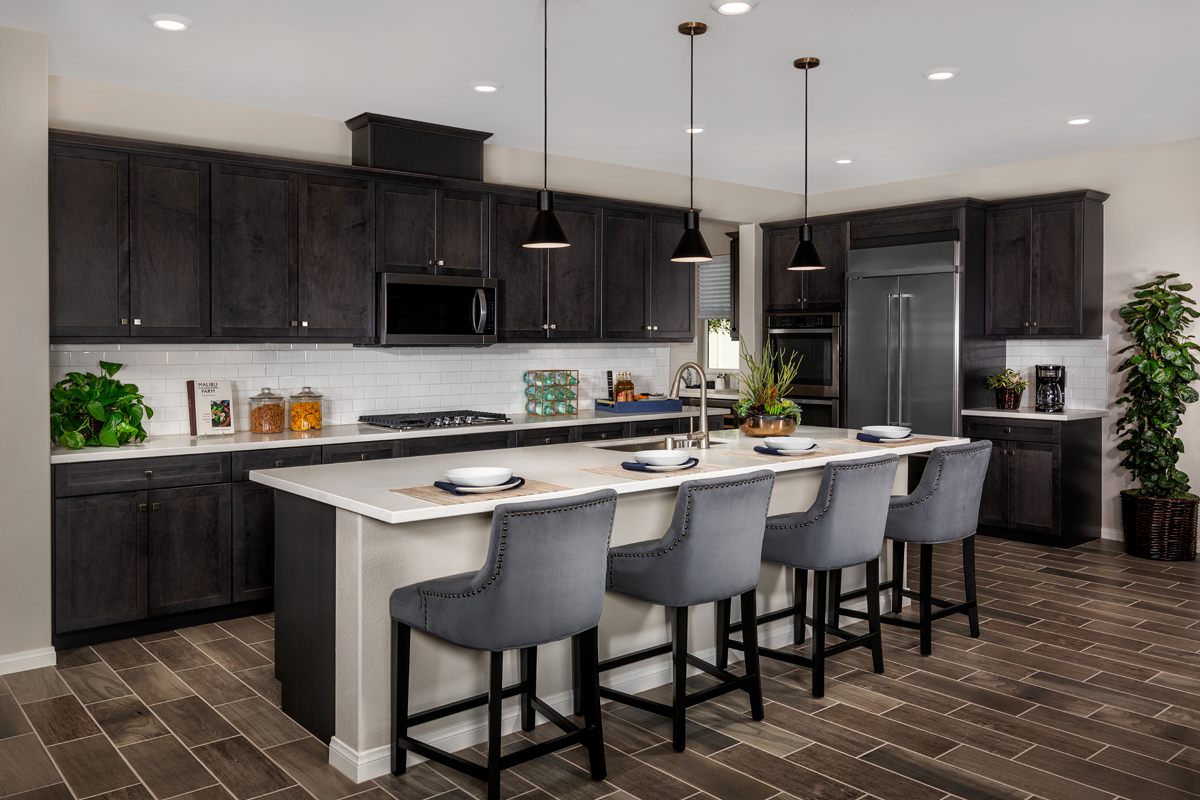 New Homes in Loma Linda, CA - Citrus Glen Residence 2507 - Kitchen